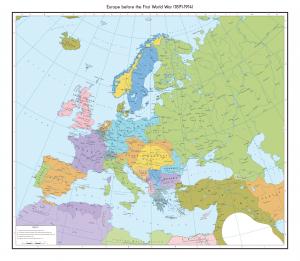 Eurooppa vuosina 1871-1914.